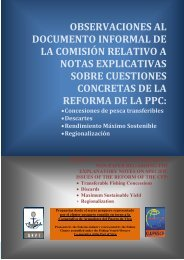 observaciones al documento informal de la comisión relativo a ... - Arvi
