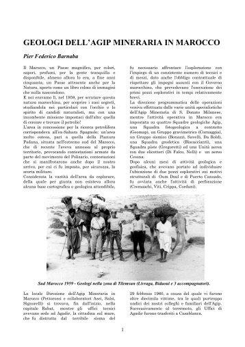 Geologi_Agip_Marocco - associazione pionieri e veterani eni
