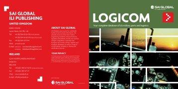 LOGICOM Military Parts and Logistics - SAI Global
