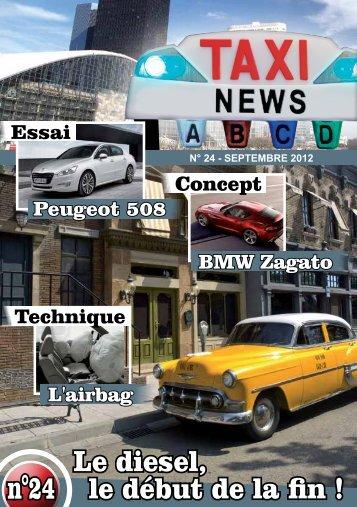 Le diesel, le début de la fin ! - Taxinews.fr