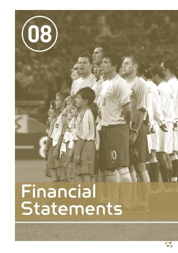 Financial Statements - Sbs