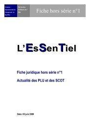 L'EsSenTiel - Cellule Économique du Bâtiment et des Travaux ...