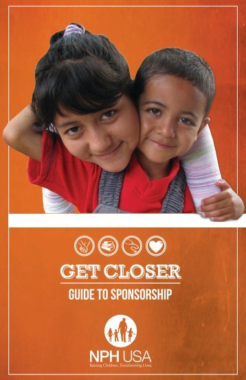 Guide to Sponsorship - Friends of the Orphans