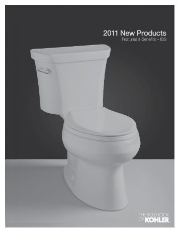 2011 New Products - me.KOHLER.com