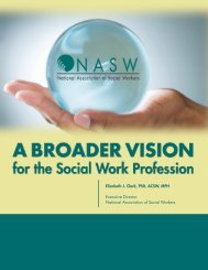 Layout 2 - National Association of Social Workers