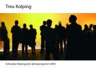 Treu Kolping - Kolping Schweiz