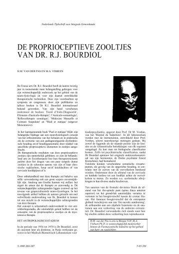 Nederlands Tijdschrift voor Integrale Geneeskunde
