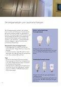Für eine effiziente und komfortable Beleuchtung - Page 6