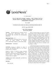 1 of 1 DOCUMENT ALLAN CARL RANTA, Plaintiff - Appellant, v ...