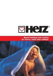 HERZ laying system