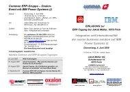 Common ERP-Gruppe – Oxaion - COMMON Schweiz