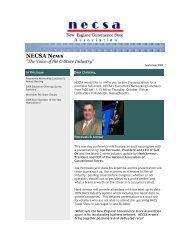NECSA News - New England Convenience Store Association