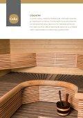 Saunat ja rakennusohjeet - Cello - Page 4