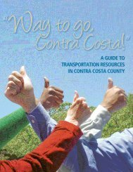 Transportation Guide for Seniors and Persons with ... - CWDA