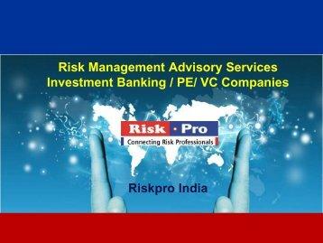 VC Risk Services Brochure.pdf - Riskpro