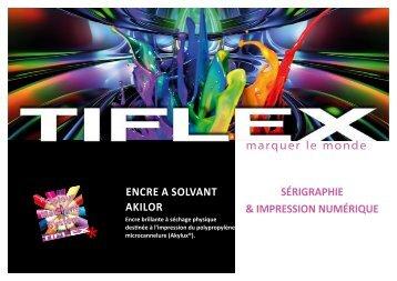 Télécharger notre fiche produit (PDF, 385 Ko) - Tiflex
