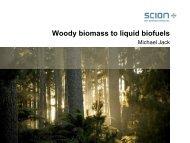 Topic Title - Liquid Biofuels