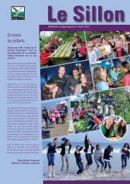 Le Sillon de Juin 2011 - Yffiniac