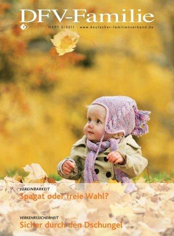 Heft als pdf herunterladen - Deutscher  Familienverband