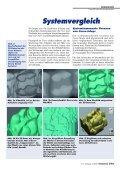 Cerec 3D unter die Lupe genommen - praxis-hc.de - Seite 4