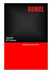 Invento IFT Drives - Systemair