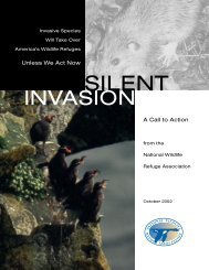 Silent Invasion/pdf 10-13 - National Wildlife Refuge Association
