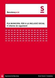 II Informe de seguiment Pla Municipal per a la Inclusió Social