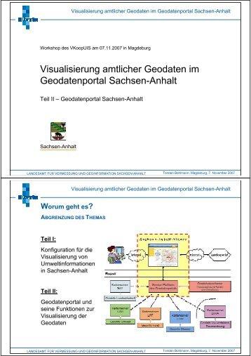 Geodatenportal Sachsen-Anhalt - LAGA