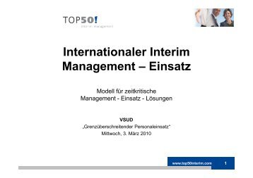 Download - Interim Manager
