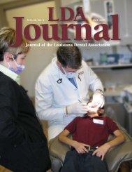LDA - Louisiana Dental Association