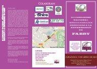 Programa del III Congreso Nacional Médico-familiar dedicado a la ...