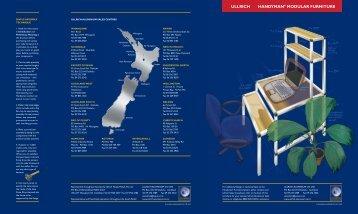 Modular furniture - Ullrich Aluminium