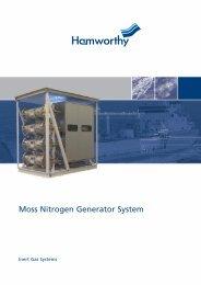 Moss Nitrogen Generator System - Hamworthy