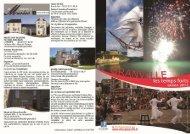 Les temps forts de Granville - Saison 2012 - Iles du Ponant