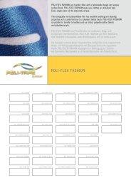 POLI-FLEX FASHION - Poli-Tape - POLI-TAPE Klebefolien GmbH