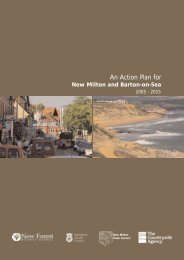 An Action Plan for - New Forest District Council