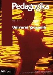 Universi giovanili - Pedagogika