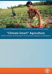 Climate-Smart - FAO