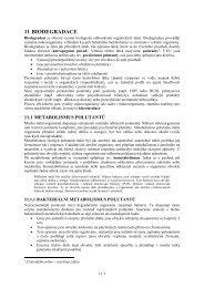 11 BIODEGRADACE - Fakulta životního prostředí