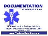 document - UCLA Center for Prehospital Care