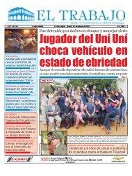 JUEVES 21 Marzo 2013 - Diario El Trabajo