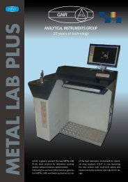 to view the METALLAB BROCHURE - Pinhills