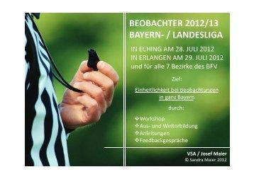 Präsentation zur Beobachtung - SCHIRINEWS.de