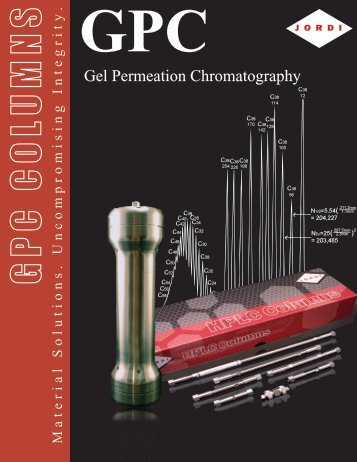 Gel Permeation Chromatography