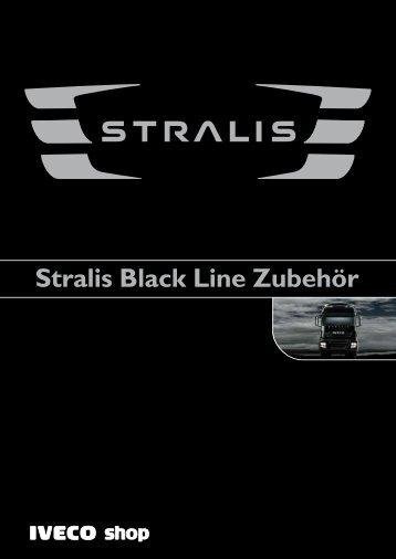 Stralis Black Line Zubehör - Haller Nutzfahrzeuge