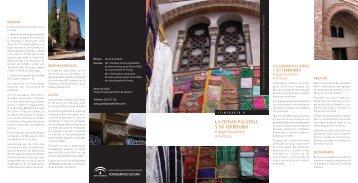 la ciudad palatina y su territorio - La Alhambra y el Generalife