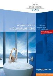 SGG CLIMAPLUS® ONE - Ertl Glas