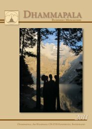 2 Dhammapala Newsletter 2011