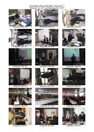Bilder Vorträge - Forschungsvereinigung Baustatik-Baupraxis
