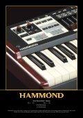 The New Hammond Keyboards - Hammond.de - Page 4